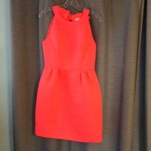 Kate Spade open back Bow Dress